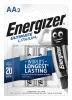 Baterie ENERGIZER Ultimate Lithium AA FR6 2ks