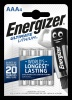 Baterie ENERGIZER Ultimate Lithium AAA FR3 4ks