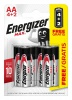 Baterie ENERGIZER MAX AA 4+2 zdarma